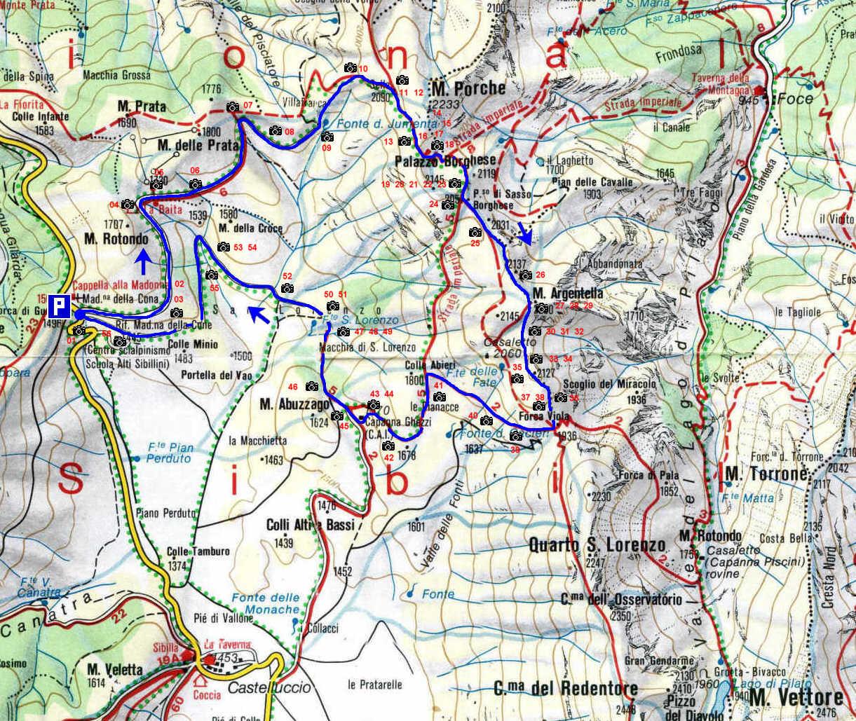 Mappa 517 for Mappa della costruzione di casa